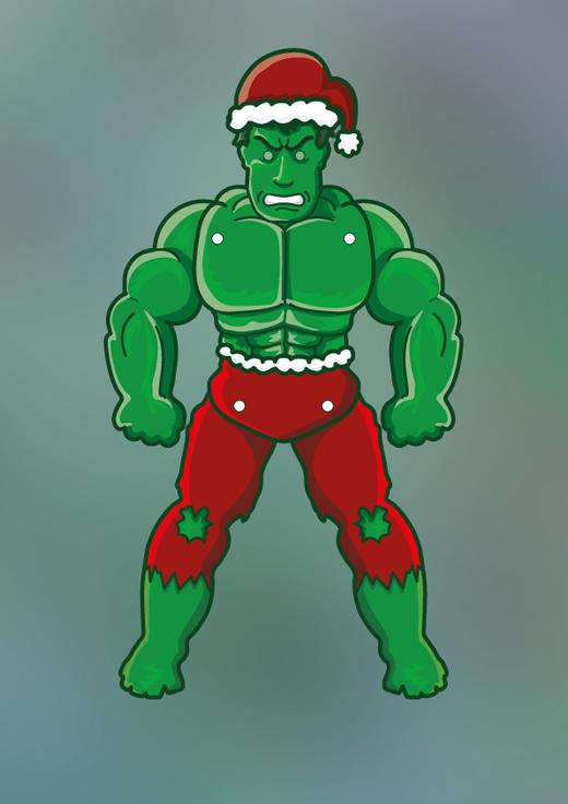 hulk-xmas
