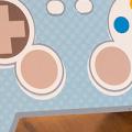 DIY paper game control card