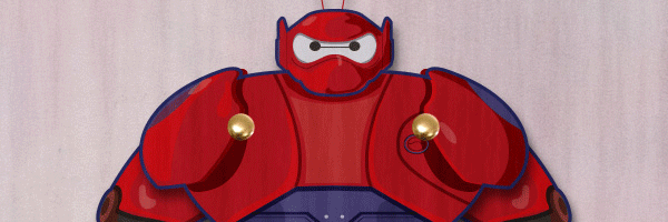 Big hero 6 – Baymax Jumping Jacks