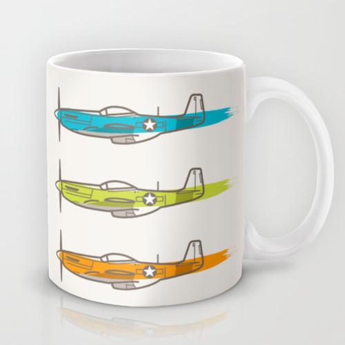 P51 Mug