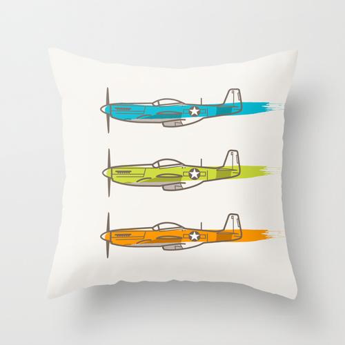 p51 pillow