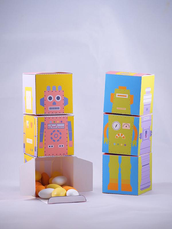 robot boxes
