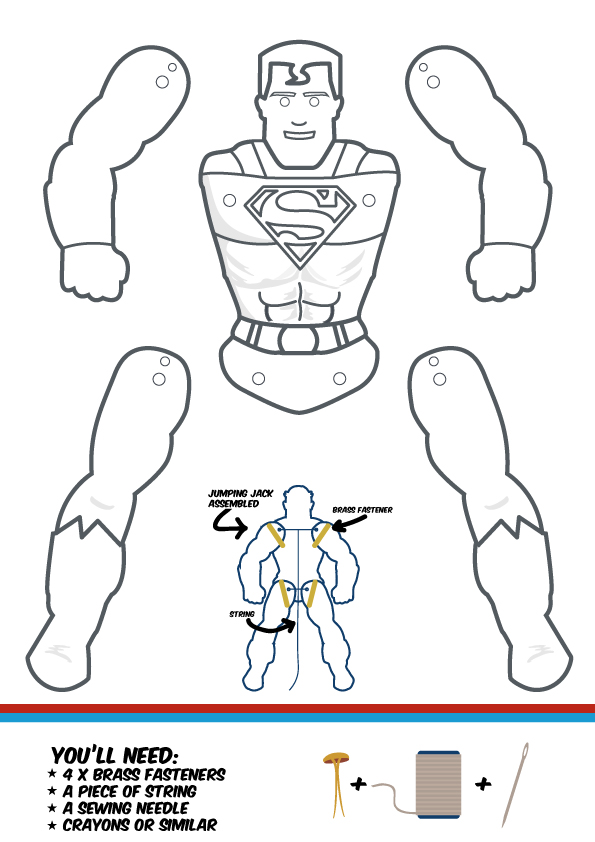 superman-coloring