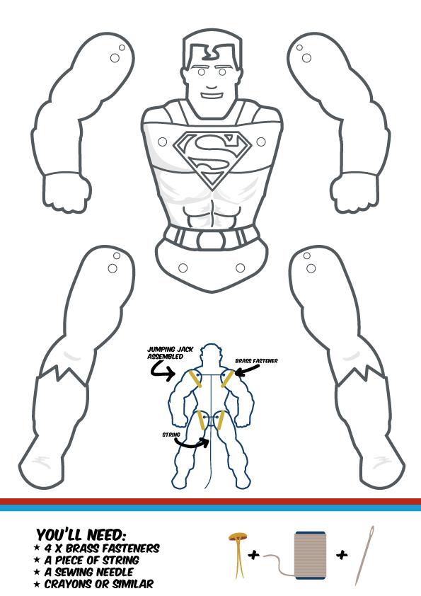 superman-coloring