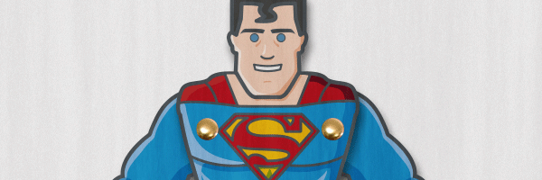 superman puppet