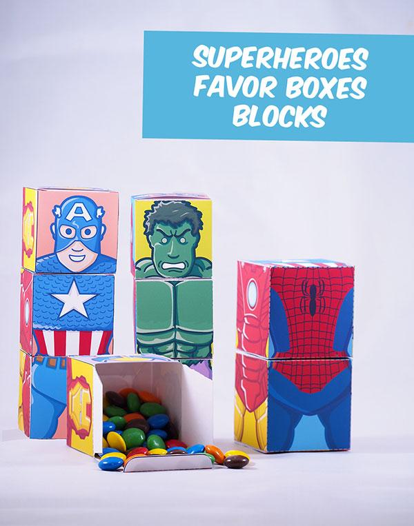 Superheroblock