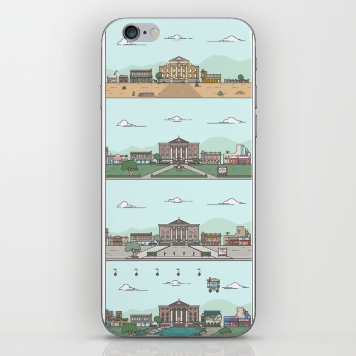 back-to-the-future-hill-valley-x-4-phone-skins