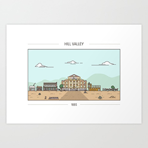 Back to the future - Hill Valley 1885