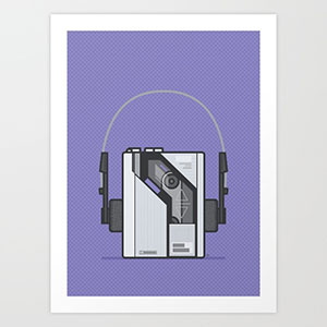 Back to the future - Walkman