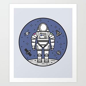 Cosmonauts Dance
