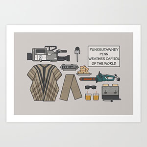 Groundhog Day - Essential items