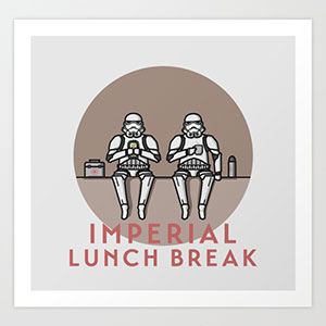 Imperial Lunch Break