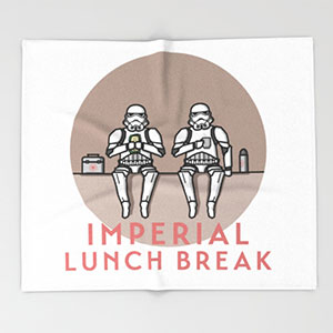Star wars stoormtroopers lunch