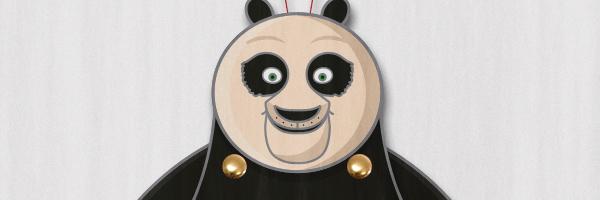 kungfu-panda puppet