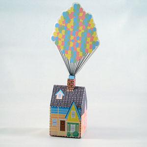 Up House favor box