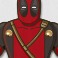 deadpool paper puppet printable