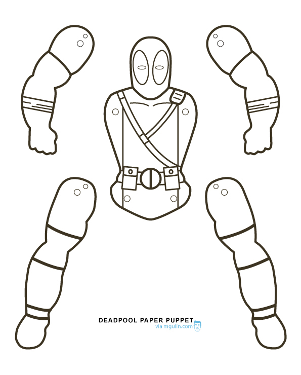 deadpool-puppet-template-coloring