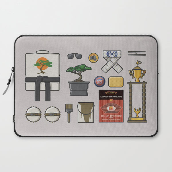 Karate kid ipad case