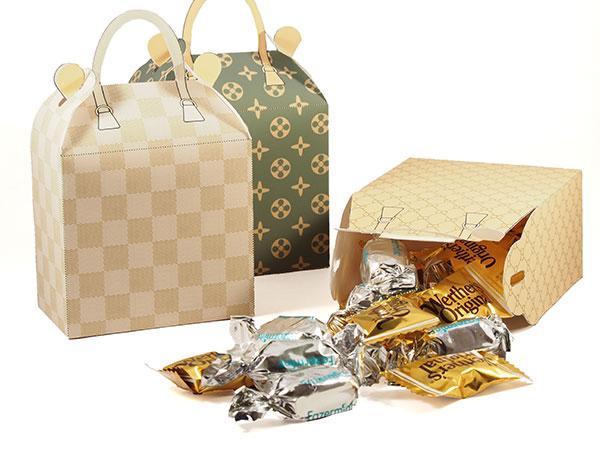 fashion handbags favor boxes