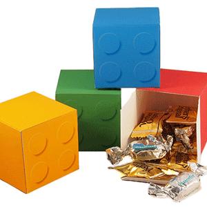 Lego Favor Box