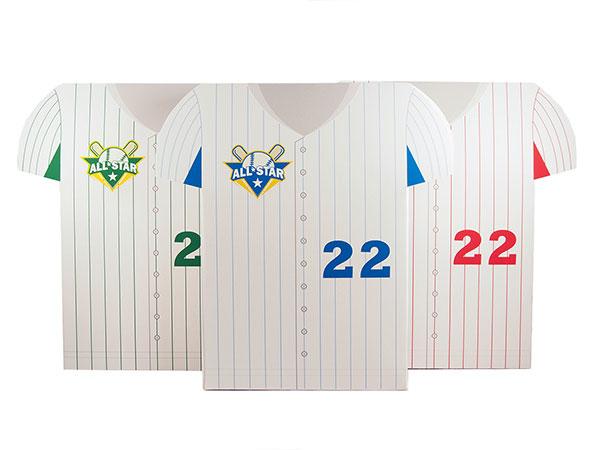 Baseball themed favor bags