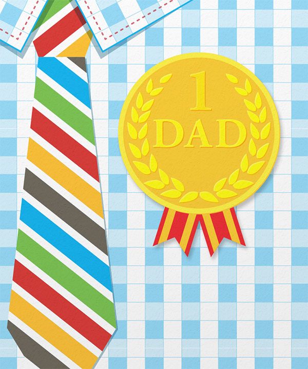 fathers day card free printable