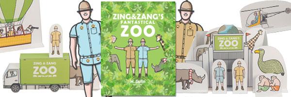 Zing Zang's Fantastical Zoo