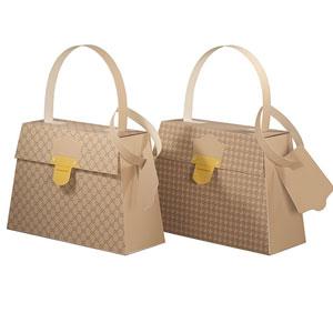 Handbag Favor Box