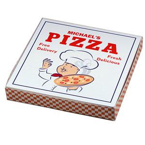 pizza party favor-box